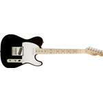 Fender Squier Affinity Series™ Telecaster, Maple Fingerboard, Black