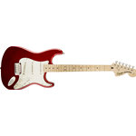 Fender Squier Standard Stratocaster, Maple Fingerboard, Candy Apple Red