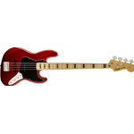 Fender Squier Vintage Modified Jazz Bass® '70s, Maple Fingerboard, Candy Apple Red