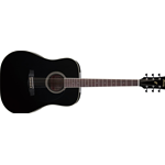 Ibanez PF15 BK Chitarra acustica finitura Black High Gloss