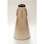 Denis Wick DW5564 Sordina Straight in Legno per Tuba in Mib
