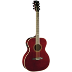 Eko NXT 018 EQ. Chitarra Acustica WineRed