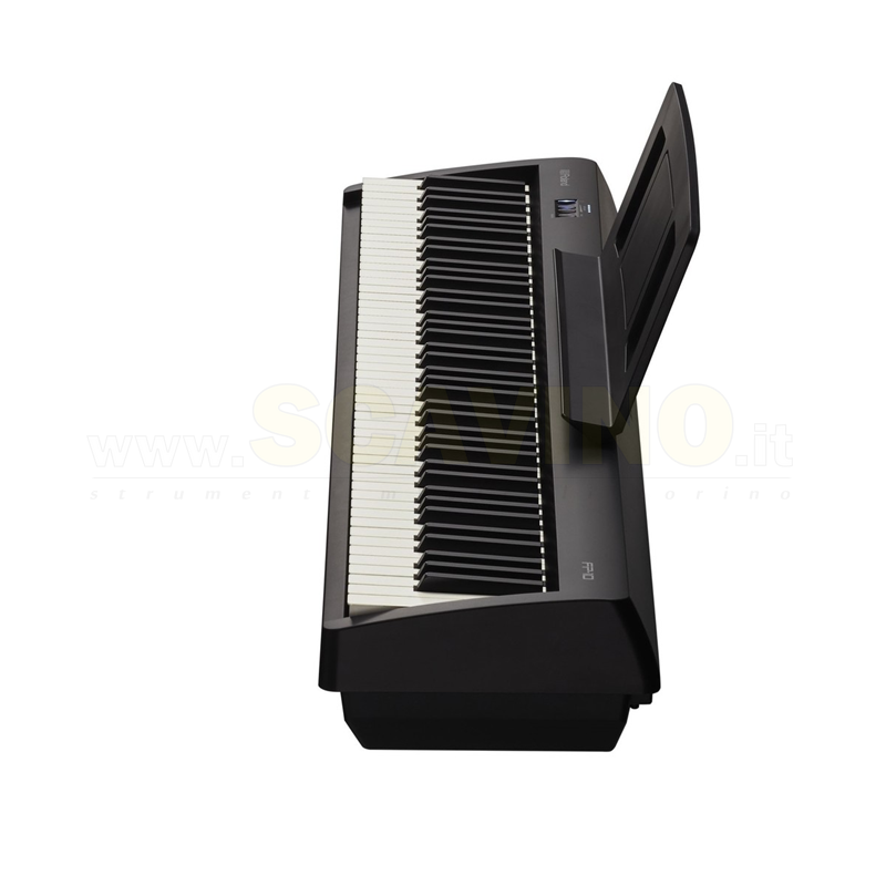 Roland FP10 BK Nero Pianoforte Digitale