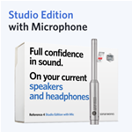 Sonarworks Reference 4 Studio Edition con Mic