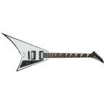 Jackson JS Series Rhoads JS32T, Rosewood Fingerboard, White with Black Bevels