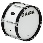 YAMAHA MB2014W MARCHING BASS DRUM WHIT, grancassa da parata 14""