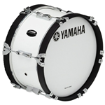 "YAMAHA MB2016W Grancassa 16"" MARCHING BASS DRUM WHITE"