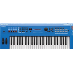 YAMAHA MX49II Blue Synth 49 tasti blu