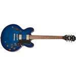 Epiphone Dot Deluxe Blueberry Burst Limited Edition