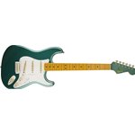 Squier Fender Classic Vibe Stratocaster® '50s  Sherwood Green Metallic with Matching Headcap