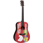 Martin & Co. DX Woodstock 50th Anniversary