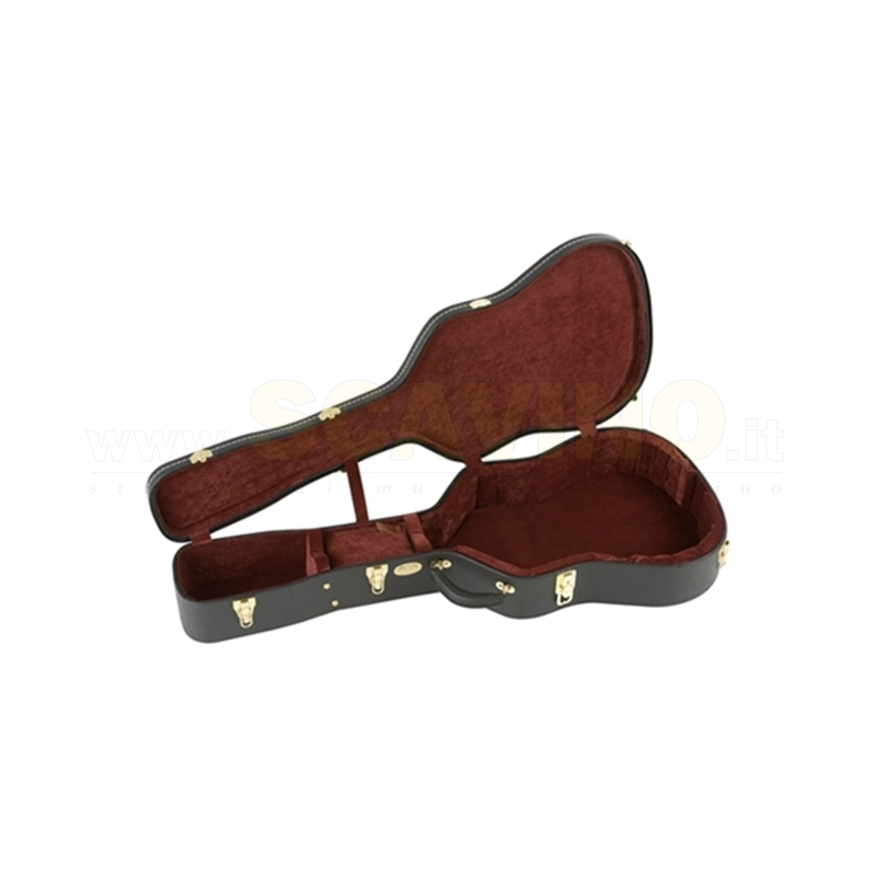 Martin & Co. C525C Hard Case 00-12F Cabernet