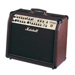 Marshall AS100D 50 + 50 Watt Stereo Acoustic Combo con effetti digitali