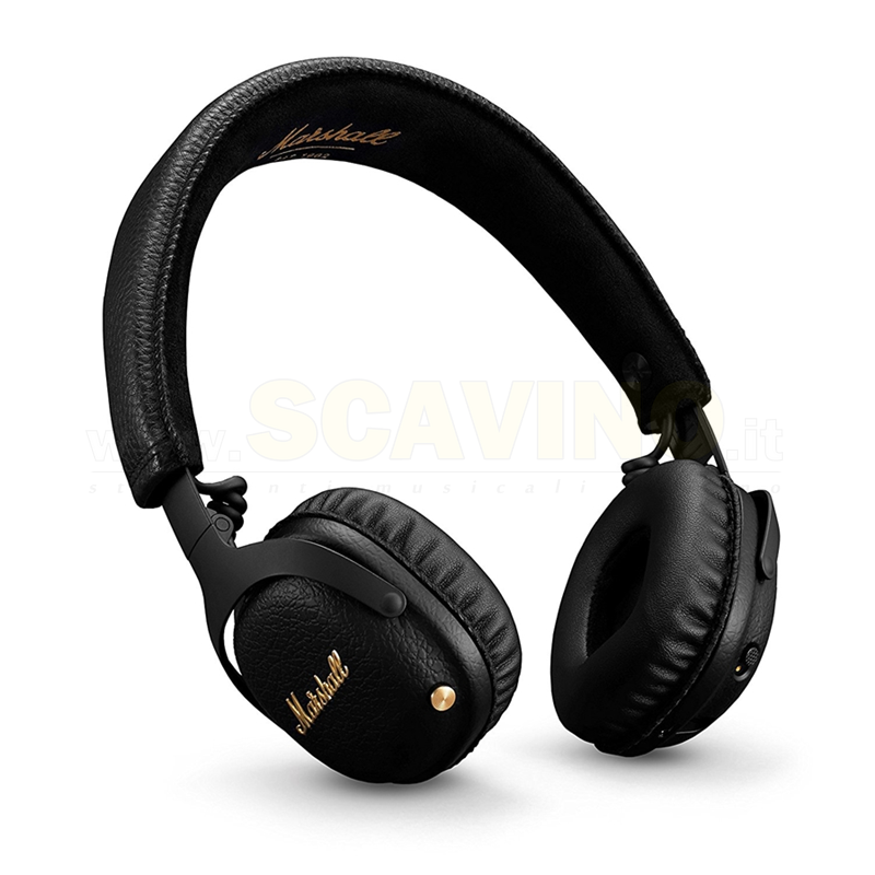 Marshall Headphones ACCS-00188 Mid ANC Bluetooth Black