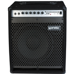 Warwick Blue Cab 80 Combo Bass Amp, passive and active inputs, 80 Watt, 12 Bass Driver