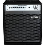 Warwick W Bue Cab 150 - Combo Bass Amp, passive and active inputs, 150 Watt, 15 Bass Driver