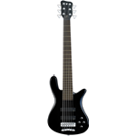 Warwick GPS Streamer LX 6 Nirvana Black