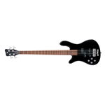 Warwick RB Streamer LX 4 Black High Polish Left