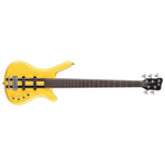Warwick RB Corvette Basic 5 Racing Yellow