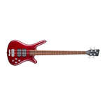 Warwick Rb Corvette 4 Burgundy Red Oil Finish