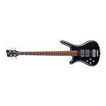 Warwick Rb Corvette 4 Nirvana Black Oil Finish Mancino