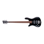 Warwick RB Streamer Standard 4 Nirvana Black Left