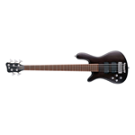 Warwick RB Streamer Standard 5 Nirvana Black Left