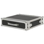 Rockgear RC 24012 B Rack Case Eco 2 Unità, Shallow