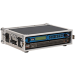 Rockgear RC 24112 B Rack Case Professional 2 Unità, Shallow