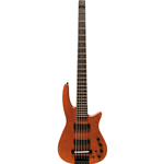 NS Design CR5 Radius Basso 5 corde, Amber Satin