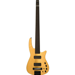 NS Design CR5 Radius Basso 5 corde Fretless, Natural Satin