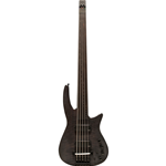 NS Design CR5 Radius Basso 5 corde Fretless, Charcoal Satin