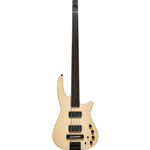NS Design CR4 Radius Basso 4 corde Fretless, Natural Satin