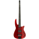 NS Design WAV4 Basso 4 corde Metallic Crimson