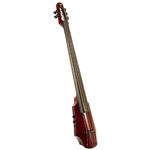 NS Design WAV5 Cello Transparent Red