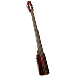 NS Design WAV4 Omni Bass Transparent Red