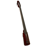 NS Design WAV5 Omni Bass Transparent Red