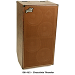 Aguilar DB 412 - 4 ohm - chocolate thunder