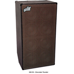 Aguilar DB 810 - 4 ohm - chocolate thunder