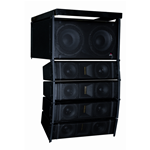 ENERGY R4/R8 LINE ARRAY COMP . PWD 300+300 Cassa Attiva