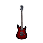 Framus Diablo Progressive X Burgundy Blackburst High Polish