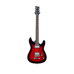 Framus Diablo Supreme Burgundy Blackburst High Polish