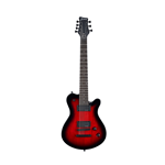 Framus Panthera Pro 7 Burgundy Blackburst High Polish 7 Corde