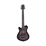 Framus Panthera Pro 7 Nirvana Black High Polish Mancina 7 Corde
