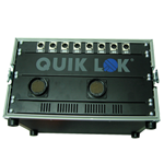 Quik Lok BOX400SP Stage Box Serie 400SP 20 Input/4 Output
