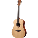 Lag T70D-HIT Dreadnought Con Accordatore Natural