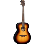 Lag T70A Auditorium Brown Burst