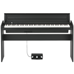 KORG LP180 Pianoforte digitale nero BK