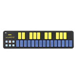 Korg NANOKEY2-Blue/Yellow