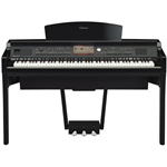 Yamaha CVP709PE Pianoforte Digitale Nero Lucido